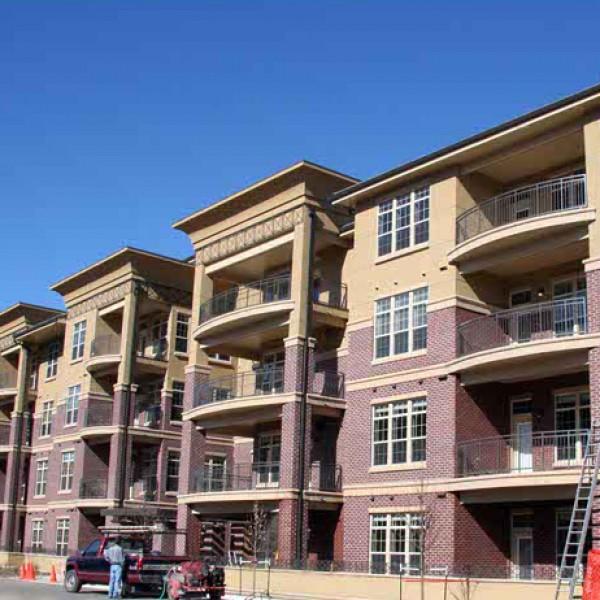 Cherry Creek Club Apartments: Reliance Precast