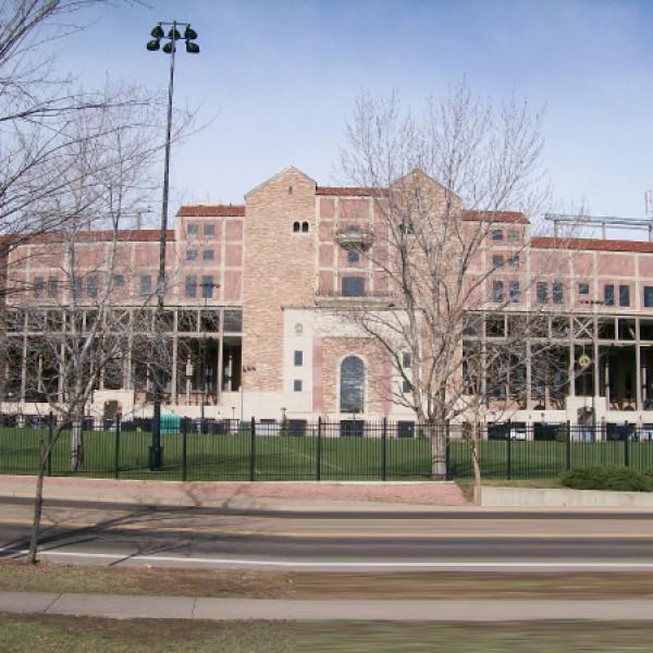 University of Colorado, Folsom Field Boulder, CO